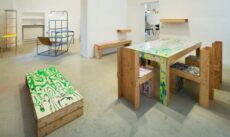 Эффектный набор из фанеры для детской комнаты