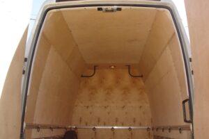 Фанера для обшивки фургона