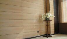 монтаж панелей мдф на стену