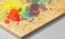 Чем покрасить ламинированное ДСП